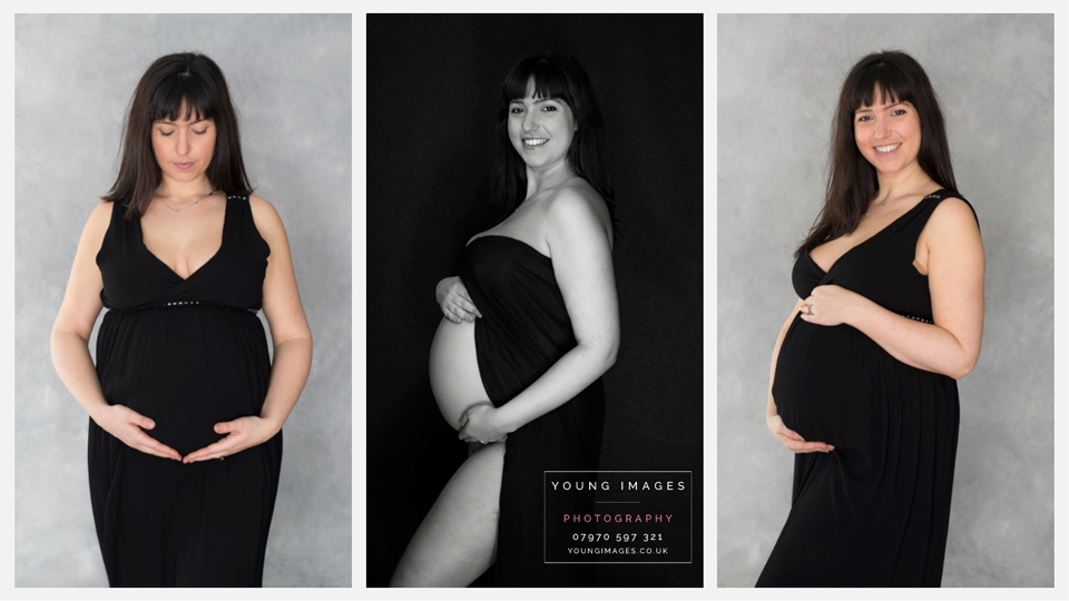 Young_Images_Photography_Black_Dress_Maternity_Shoot